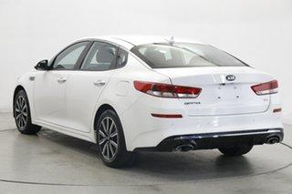 2019 Kia Optima JF MY19 SI Clear White 6 Speed Sports Automatic Sedan.