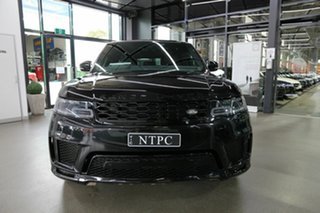 2019 Land Rover Range Rover Sport L494 19.5MY SDV8 HSE Dynamic Black 8 Speed Sports Automatic Wagon