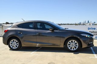 2018 Mazda 3 BN5478 Touring SKYACTIV-Drive Titanium Flash 6 Speed Sports Automatic Hatchback.