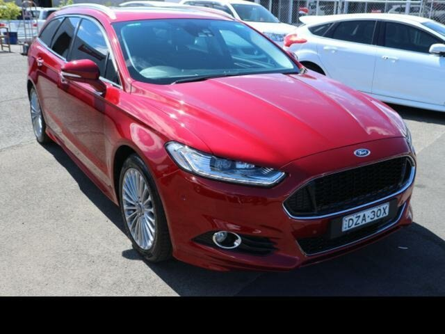 Used Ford Mondeo Kingswood, Ford 2016.75 WAGON TITANIUM . 2.0DIESEL 6SP PSHIF