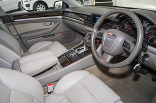 2008 Audi A8 D3 MY2008 Quattro Black 6 Speed Sports Automatic Sedan.