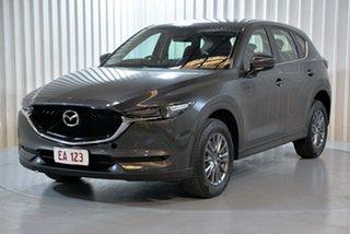 2017 Mazda CX-5 KE1022 Maxx SKYACTIV-Drive i-ACTIV AWD Sport Grey 6 Speed Sports Automatic Wagon.