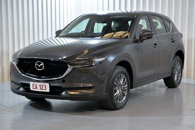 Used Mazda CX-5 KE1022 Maxx SKYACTIV-Drive i-ACTIV AWD Sport Hendra, 2017 Mazda CX-5 KE1022 Maxx SKYACTIV-Drive i-ACTIV AWD Sport Grey 6 Speed Sports Automatic Wagon