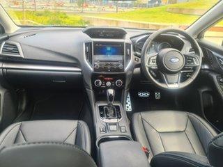 2020 Subaru Impreza G5 MY21 2.0i-S CVT AWD Black 7 Speed Constant Variable Hatchback