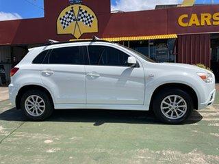 2011 Mitsubishi ASX XA MY11 2WD 5 Speed Manual Wagon.