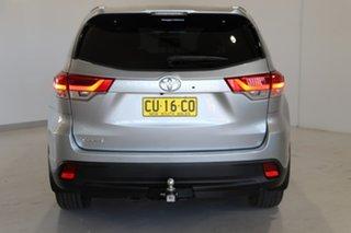 2018 Toyota Kluger GSU50R GXL 2WD Silver 8 Speed Sports Automatic Wagon