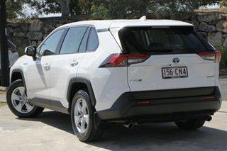 2019 Toyota RAV4 Mxaa52R GX 2WD Glacier White 10 Speed Constant Variable Wagon