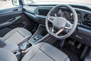 2021 Volkswagen Caddy 5 SK MY21 Maxi TDI320 Reflex Silver 7 Speed Auto Direct Shift Wagon