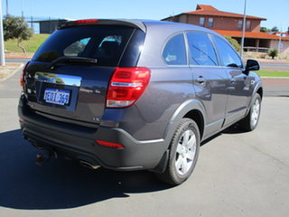 2014 Holden Captiva CG MY14 LS Grey 6 Speed Automatic Wagon