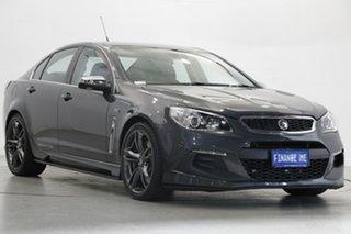 2017 Holden Special Vehicles Senator Gen-F2 MY17 Son of a Gun Grey 6 Speed Sports Automatic Sedan