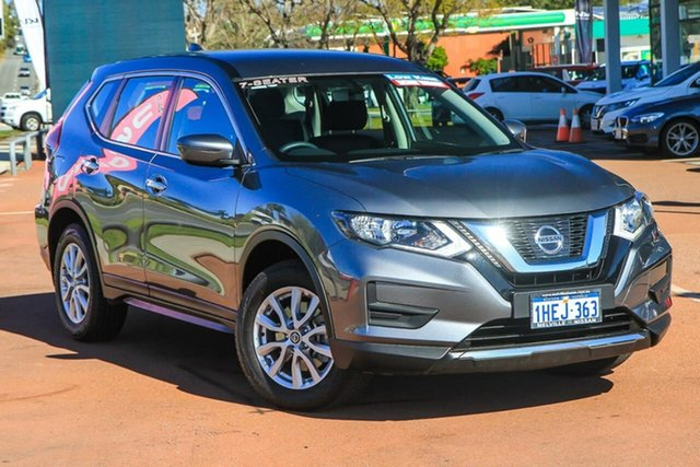 Used Nissan X-Trail T32 MY21 ST X-tronic 2WD Attadale, 2021 Nissan X-Trail T32 MY21 ST X-tronic 2WD Grey 7 Speed Constant Variable Wagon
