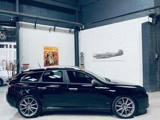 2011 Alfa Romeo 159 MY09 JTD Ti Black 6 Speed Sports Automatic Wagon.