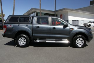 2015 Ford Ranger PX MkII XLS Double Cab Grey 6 Speed Sports Automatic Utility.