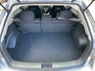 2008 Subaru Impreza G3 MY09 RS AWD 4 Speed Sports Automatic Hatchback