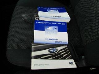 2008 Subaru Liberty MY08 2.5I Grey 4 Speed Auto Elec Sportshift Sedan