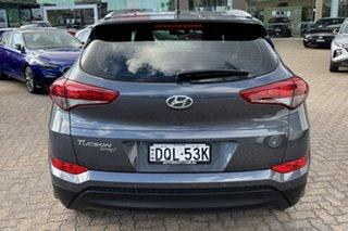 2017 Hyundai Tucson TL MY17 Active X 2WD Grey 6 Speed Sports Automatic Wagon.