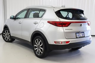 2017 Kia Sportage QL MY17 Si 2WD Premium Silver 6 Speed Sports Automatic Wagon.