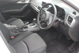 2016 Mazda 3 BN5278 Neo SKYACTIV-Drive White 6 Speed Sports Automatic Sedan