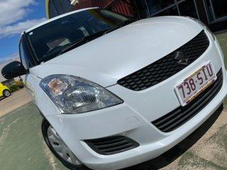 2012 Suzuki Swift FZ GL 4 Speed Automatic Hatchback.
