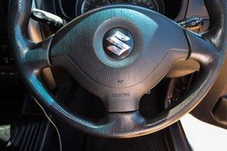 2013 Suzuki Jimny SN413 T6 Sierra Grey 5 Speed Manual Hardtop