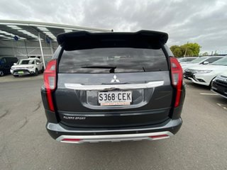 2020 Mitsubishi Pajero Sport QF MY20 Exceed Graphite 8 Speed Sports Automatic Wagon