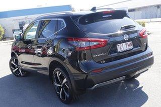 2017 Nissan Qashqai J11 Series 2 N-TEC X-tronic Pearl Black 1 Speed Constant Variable Wagon.