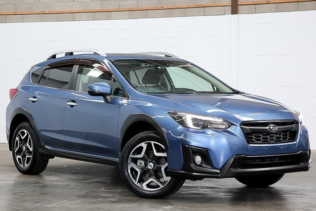 Used Subaru XV G5X MY18 2.0i-S Lineartronic AWD Erina, 2017 Subaru XV G5X MY18 2.0i-S Lineartronic AWD Blue 7 Speed Constant Variable Wagon