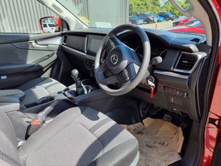 2021 Mazda BT-50 TFS40J XT Red Volcano 6 Speed Sports Automatic Cab Chassis