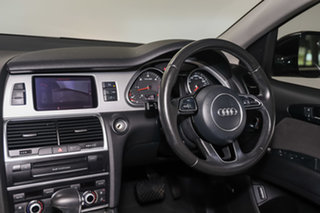 2014 Audi Q7 4L MY14 TDI Tiptronic Quattro Black 8 Speed Sports Automatic Wagon
