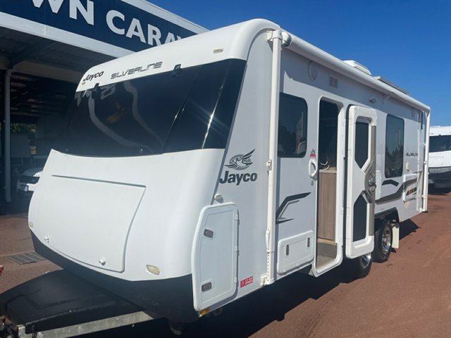 Used Jayco Silverline St James, 2015 Jayco Silverline Caravan