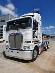 2017 Kenworth K200 Series K200 Series Truck White Prime Mover