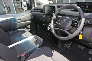 2021 Hyundai Staria US4.V1 MY22 AWD Grey 8 Speed Sports Automatic Wagon