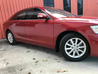 2010 Toyota Aurion GSV40R MY10 AT-X Red 6 Speed Sports Automatic Sedan