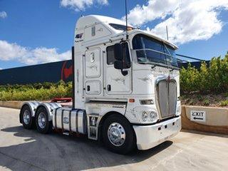 2017 Kenworth K200 Series K200 Series Truck White Prime Mover.