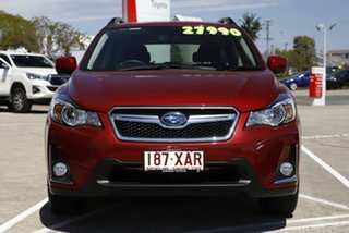 2016 Subaru XV G4X MY17 2.0i Lineartronic AWD Red 6 Speed Constant Variable Wagon