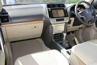 2019 Toyota Landcruiser Prado GDJ150R VX Wildfire 6 Speed Sports Automatic Wagon