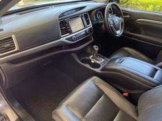 2018 Toyota Kluger GSU55R Grande AWD Grey/191218 8 Speed Sports Automatic Wagon