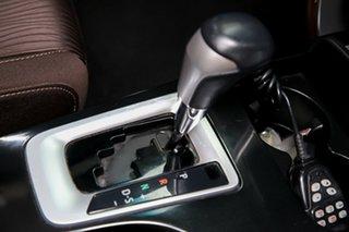 2016 Toyota Fortuner GUN156R GXL Black 6 Speed Automatic Wagon