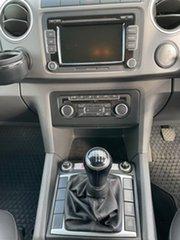 2011 Volkswagen Amarok 2H TDI400 4Motion Perm Ultimate Silver 6 Speed Manual Utility