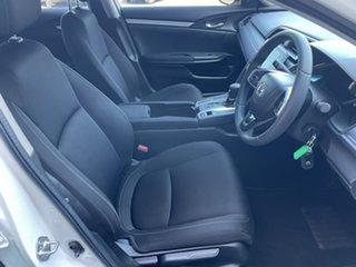 2016 Honda Civic 10th Gen MY16 VTi 1 Speed Constant Variable Sedan