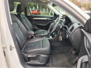 2015 Audi Q3 8U MY14 TFSI S Tronic White 6 Speed Sports Automatic Dual Clutch Wagon