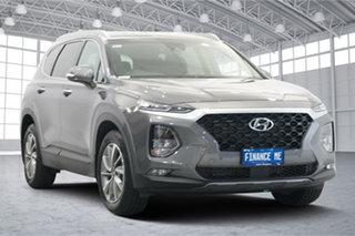2020 Hyundai Santa Fe TM.2 MY20 Active X Graphite 8 Speed Sports Automatic Wagon.