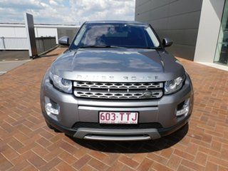 2014 Land Rover Range Rover Evoque L538 MY14 TD4 Pure Orkney Grey 9 Speed Sports Automatic Wagon