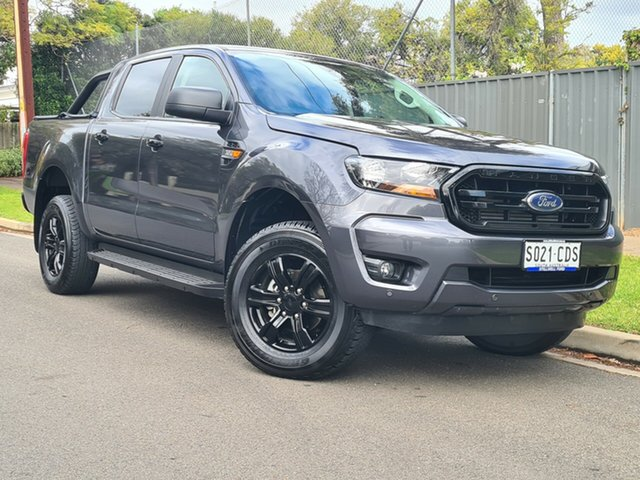 Used Ford Ranger PX MkIII 2020.25MY Sport Hyde Park, 2020 Ford Ranger PX MkIII 2020.25MY Sport Grey 6 Speed Sports Automatic Double Cab Pick Up