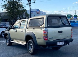 2008 Mazda BT-50 UNY0E3 DX Gold 5 Speed Manual Utility