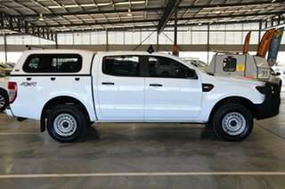 2017 Ford Ranger PX MkII XL Cool White 6 Speed Sports Automatic Utility