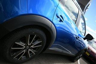 2015 Mazda CX-3 DK S Touring (AWD) Blue 6 Speed Automatic Wagon