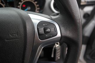 2014 Ford Fiesta WZ Sport Silver 5 Speed Manual Hatchback