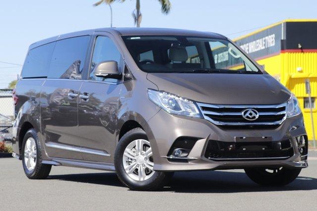 Used LDV G10 SV7A Executive Rocklea, 2020 LDV G10 SV7A Executive Bronze Metallic 6 Speed Sports Automatic Wagon