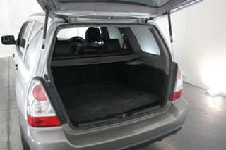 2006 Subaru Forester 79V MY06 X AWD Luxury White 5 Speed Manual Wagon